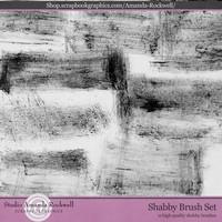 Shabby Brushes