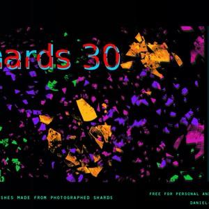 30 Shards Brushes