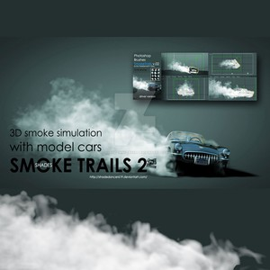 12 Free Smoke Brushes