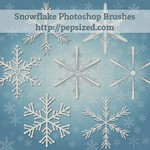 Snwflake Phtoshop Brushes