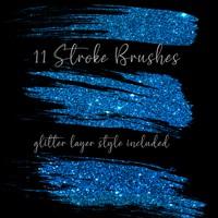 11 Stroke Brushes
