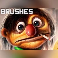 173 Free Brushes