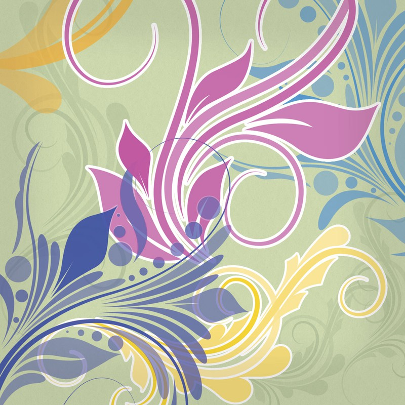Photoshop brushes ornament,swirls