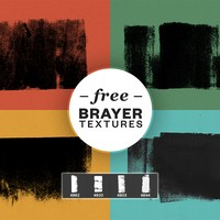 Free Brayer Textures Brushes