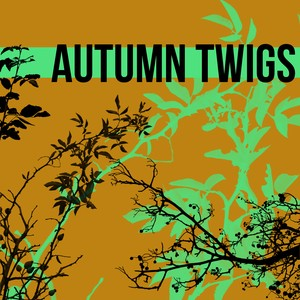 Autumn Twigs Brushes