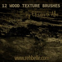 Wood Textures Brushes