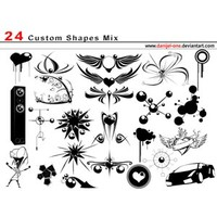 Custom Shape Mix