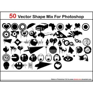 Vector Shape Mix
