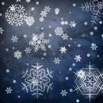 Snowflake Custom Shapes