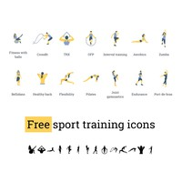 14 Sport Shapes