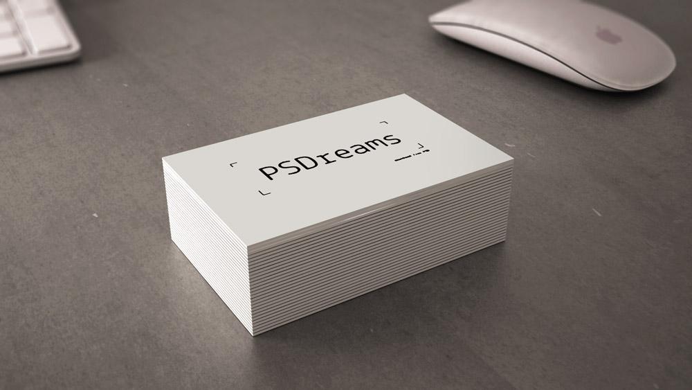Psd business card free mockup photoshop psd psd business card free mockup colourmoves Images