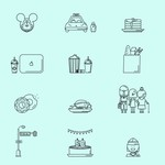 Free Entertainment Icons