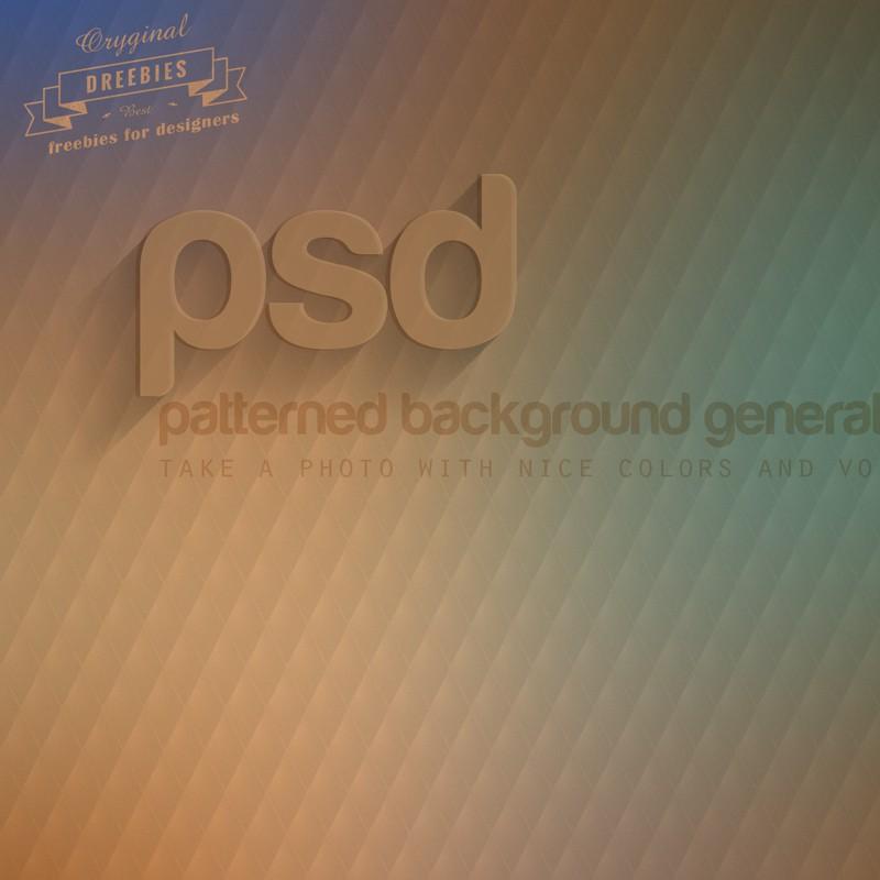 Photoshop psd pattern, background,rhombus