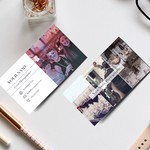 Event Photography Business Cards Templates