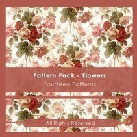 Flower Tapestry Pattern