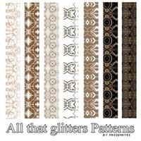 All That Glitters Patterns