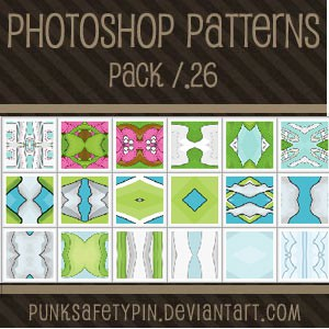 Photoshop patterns patterns, collection