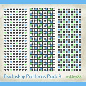 Photoshop patterns patterns, simple