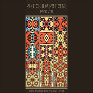 Photoshop patterns patterns, seamless, collection, ornament