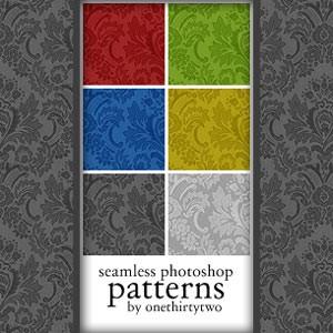 Photoshop patterns patterns, ornament, decorative