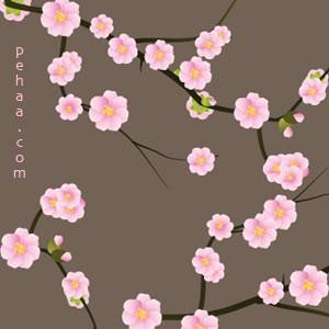 Photoshop patterns flowers,pattern