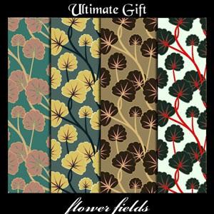 Photoshop patterns flower pattern