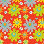 Free Photoshop Flower Pattern