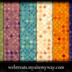 Photoshop patterns polkadots