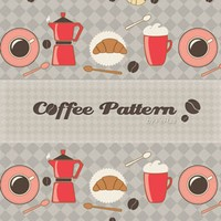 Morning Coffee Free Patterns