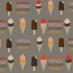 Ice Cream Photoshop Patterns
