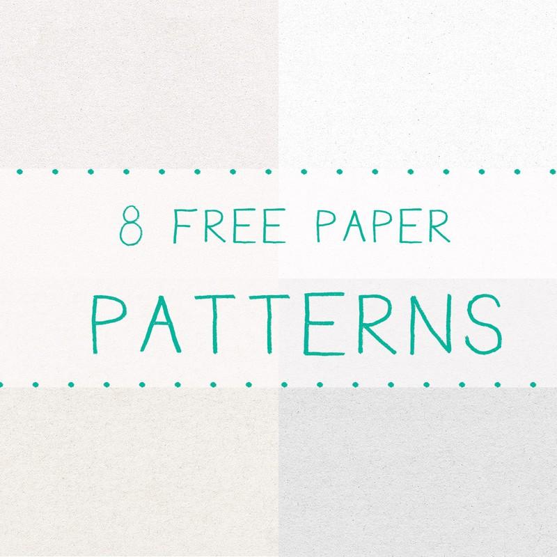 Photoshop patterns paper, texture