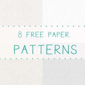 8 Free Paper  Patterns
