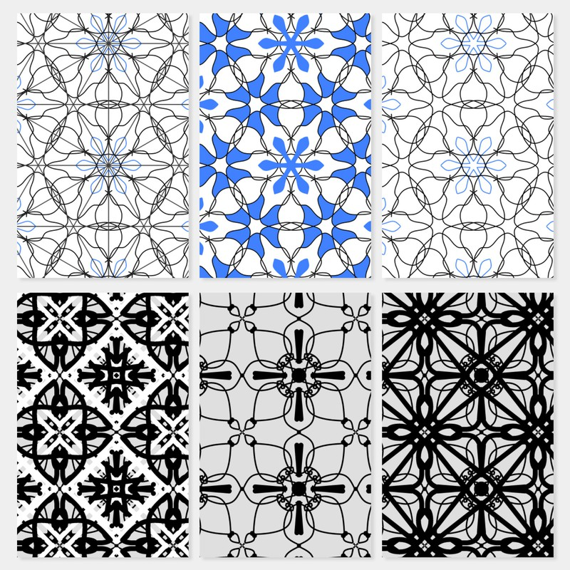 Photoshop patterns abstract, ornament, pattern