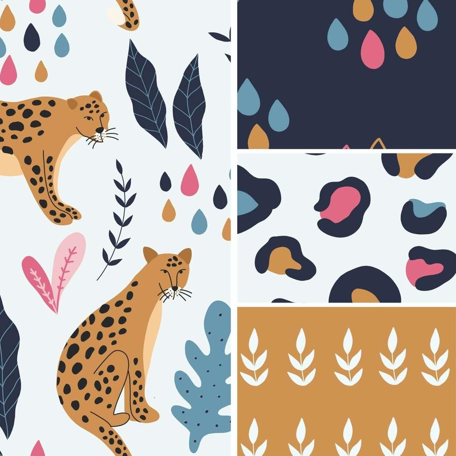 Photoshop patterns pattern, jungle
