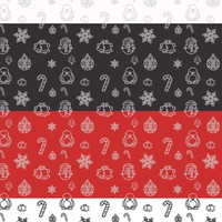 5 Christmas Patterns