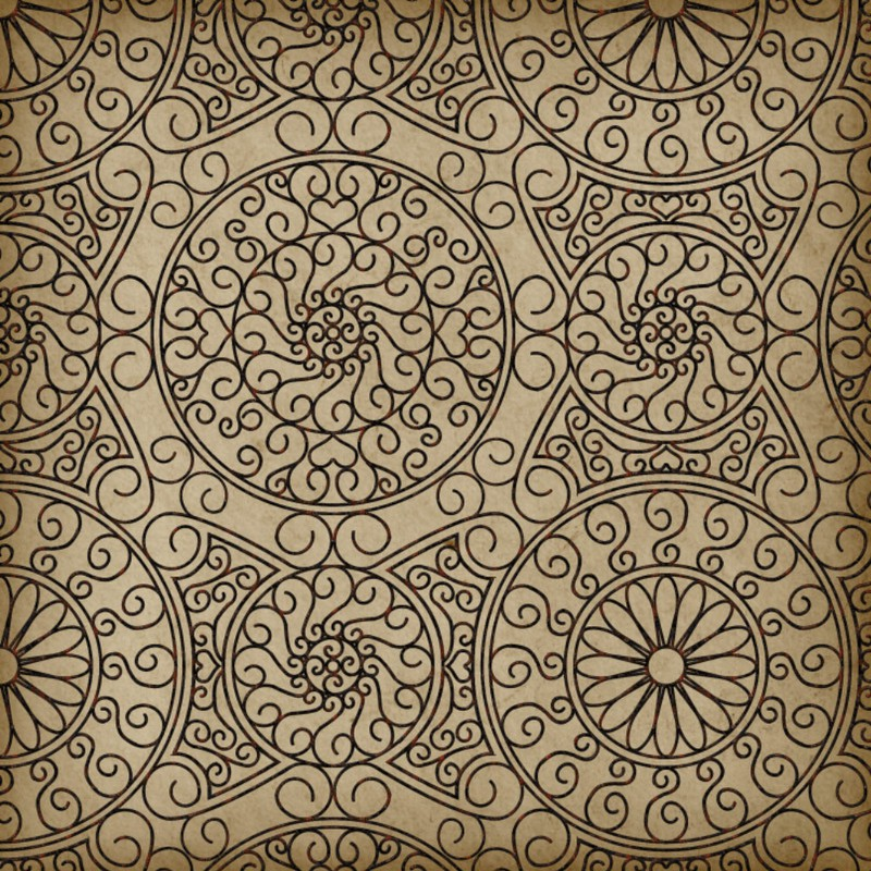 Photoshop patterns decorative, ornament, seamless