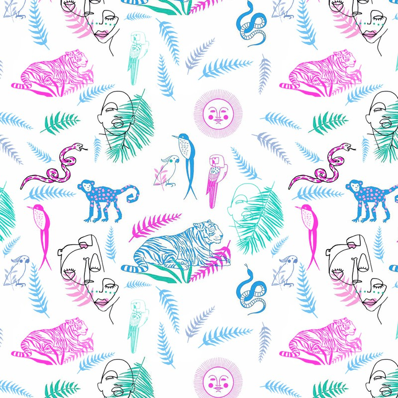 Photoshop patterns doodle, pattern