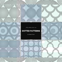 Dotted Free Patterns