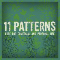 14  Free Floral Patterns