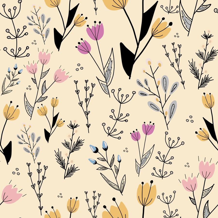 Photoshop patterns floral, seamless, pattern