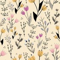 8 Floral Patterns