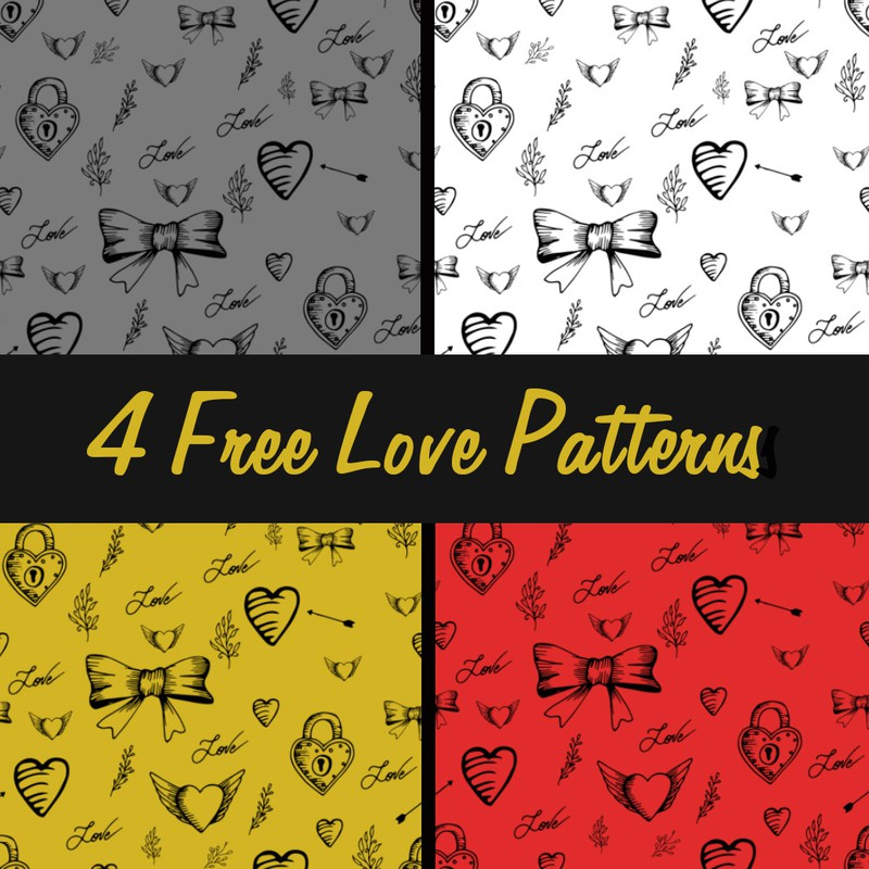 Photoshop patterns valentine's day, pattern, seamless