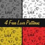 4 Free Love Patterns