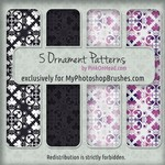 5 Free Ornament Patterns