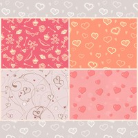 Free St Valentine's Day Patterns