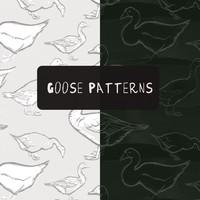 Goose Free Patterns