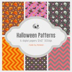 6 Halloween Patterns