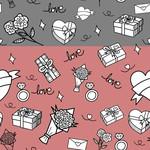 8 Valentines Day Pattern