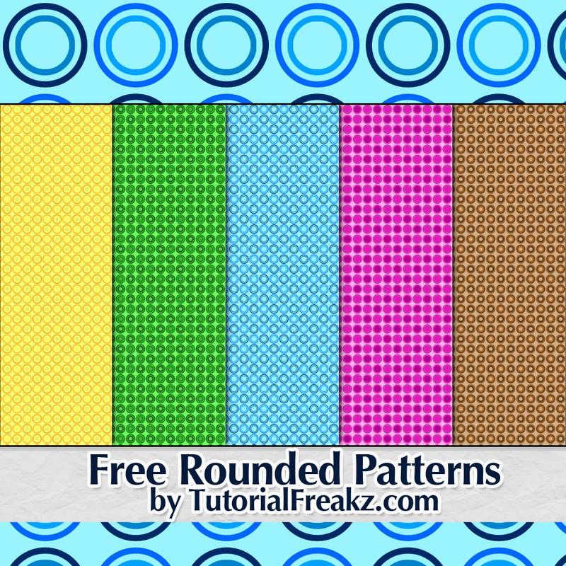 Photoshop patterns pattern,round,seamless