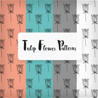 Tulip Flower Patterns